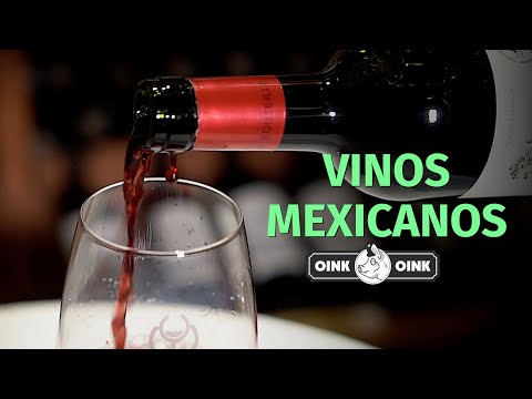 Mexican wines