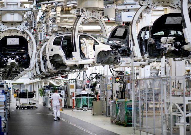 December 16, 2019, cars, Germany, car factory (Image: Special)