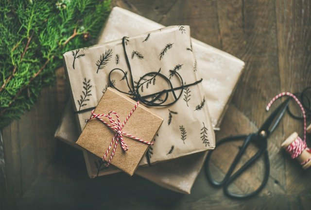 Are you going to make Christmas gifts?  So you can save